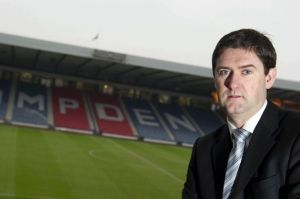 Vincent Lunny contemplates charging Hampden Park with not complying with a spirit level