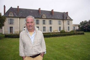 An Englishman's home is his French chateau