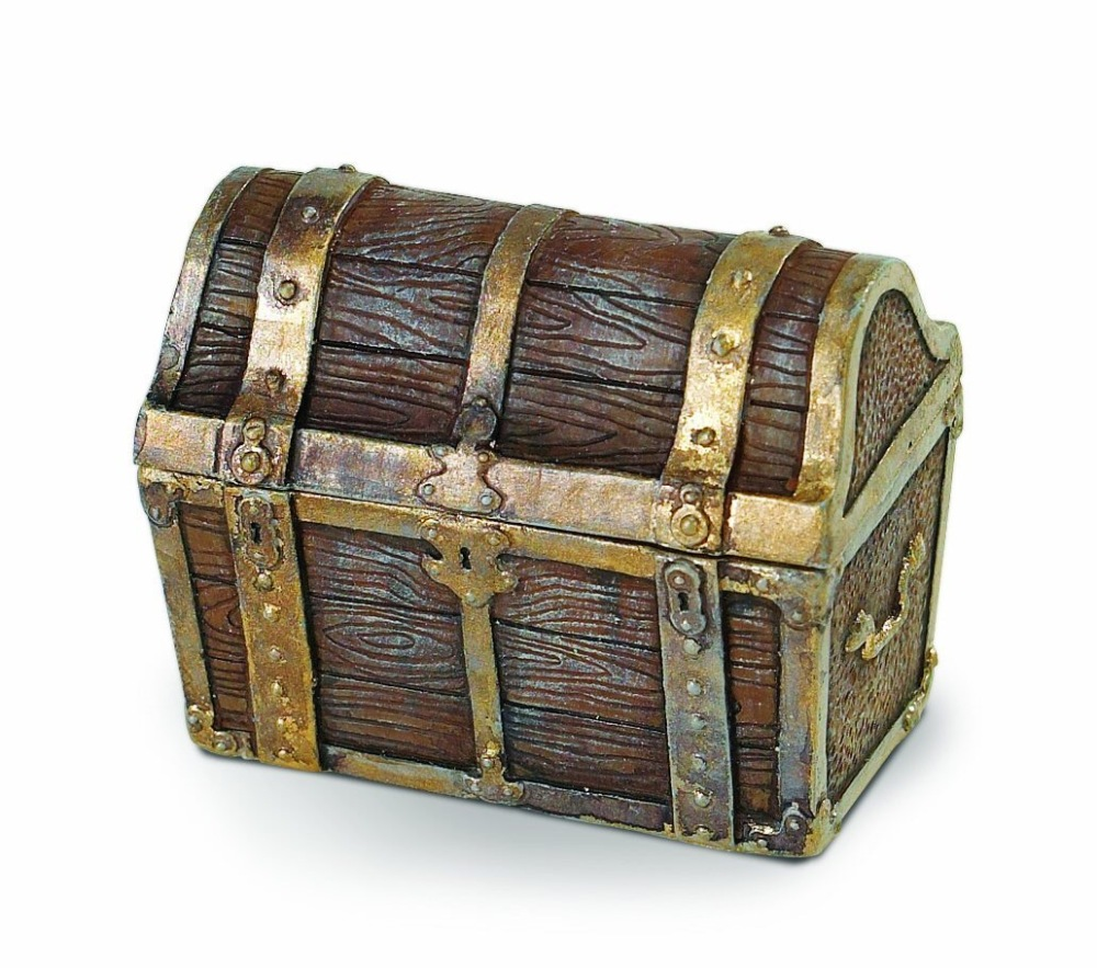 A war chest. But what is actually in it?