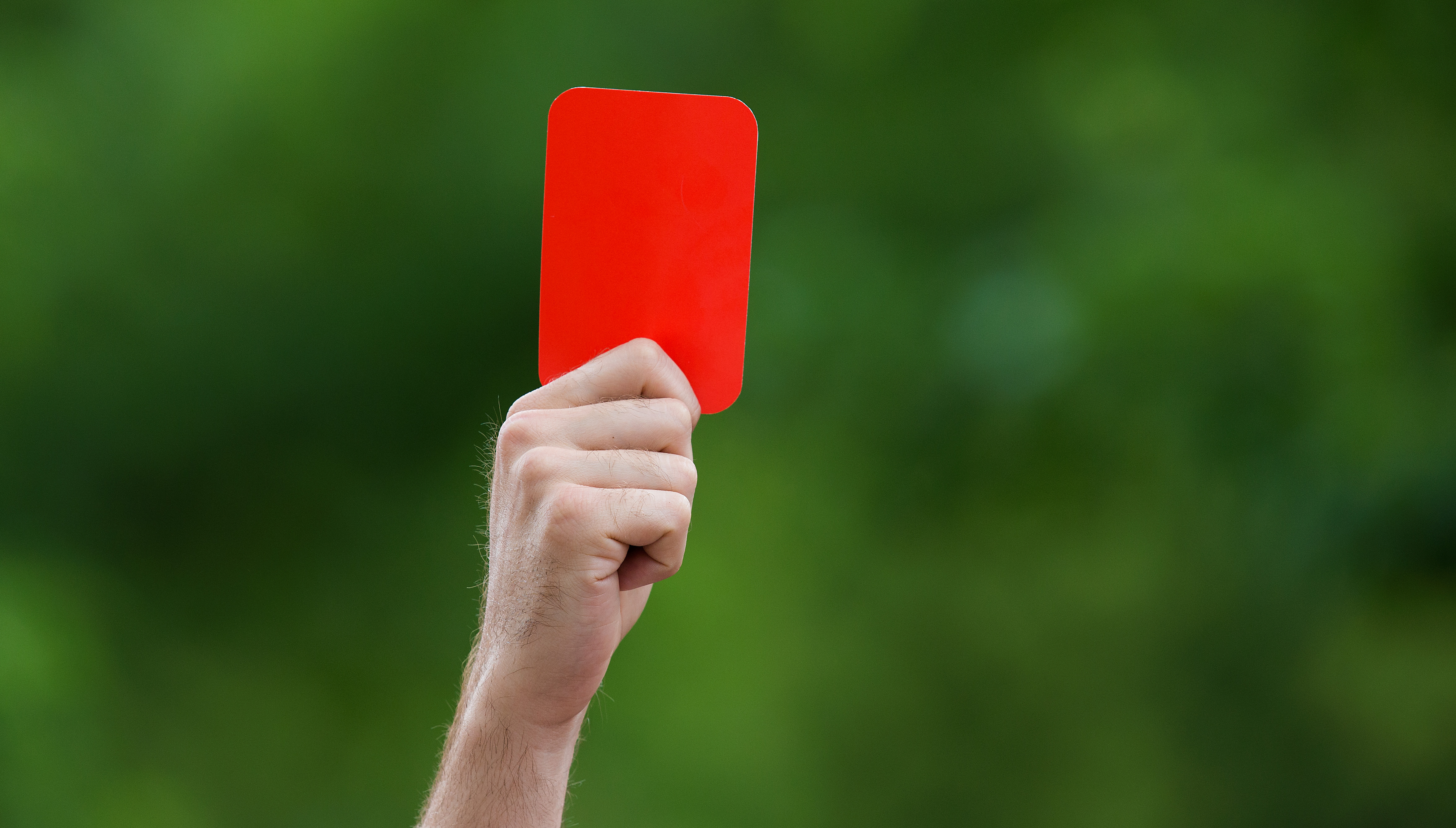 show irishness the red card the clumpany