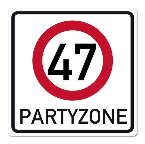 47 Sign