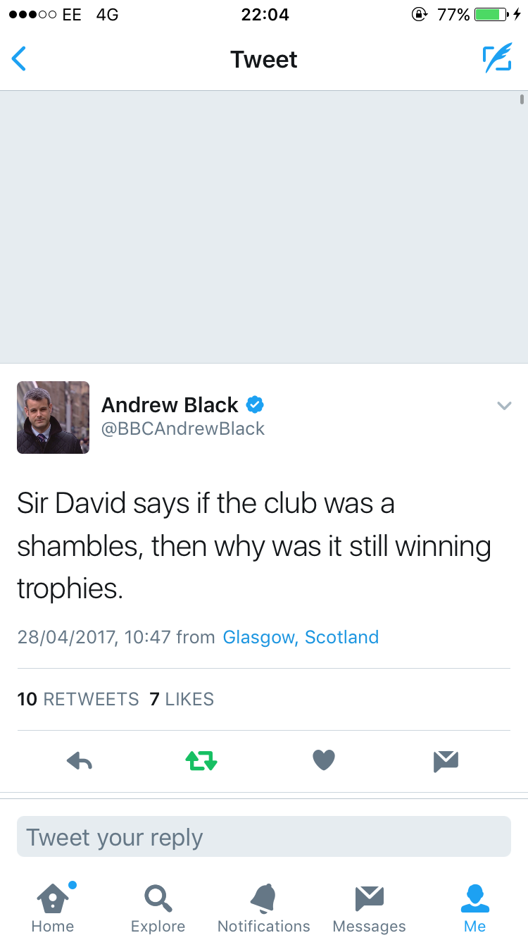 It's All About The Trophies